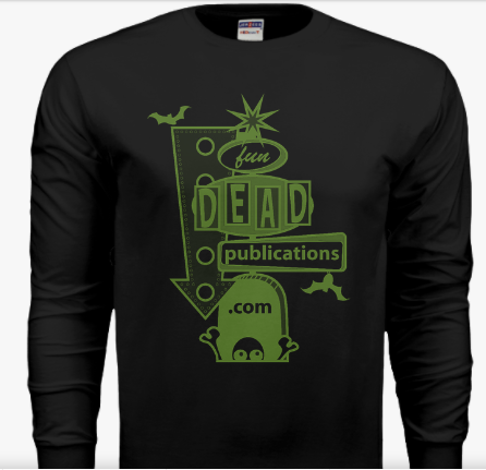 Long Sleeve FunDead Logo Unisex T-Shirt