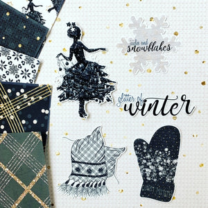 Wintercicles // PRINTABLE KD Kit