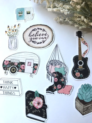 Bohemian Summer // Die Cuts