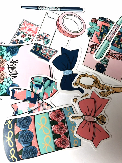 Planner Girl Die Cuts