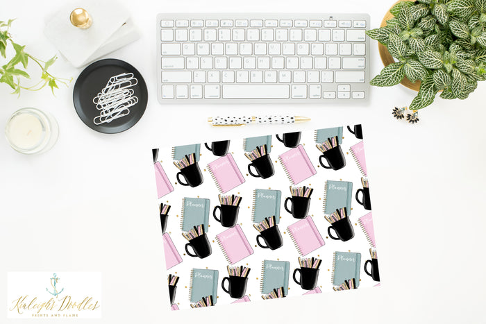 Cozy Planners // Printed Vellum