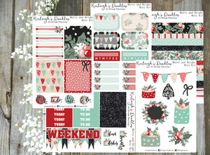 Merry and Bright // Personal Size Kit