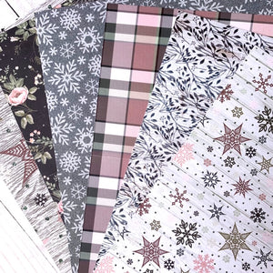 Winter Scene // Paper Bundle