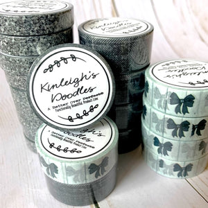 Glisten // Washi Tape Collection