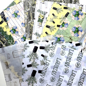 Country Time (May Doodle Box Collection) // Paper Bundle + Foiled Vellum