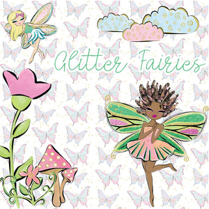 Glitter Fairies // KD Kit