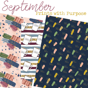Prints with Purpose - 2019 September - Fall Vibes (DIGITAL KIT)