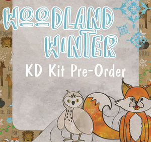 Woodland Winter // KD Kit