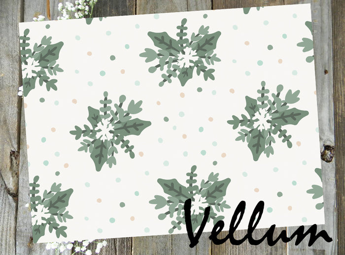Wintergreen // Vellum