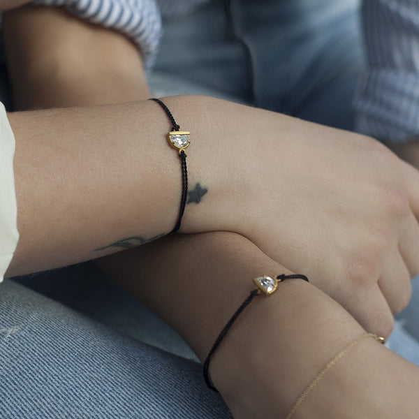 sheisme modern friendship bracelet set