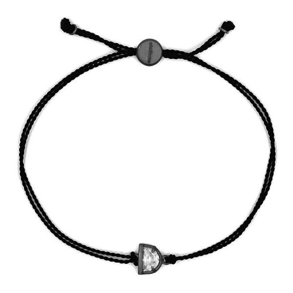 oxidized/black sheisme upgraded friendship bracelets