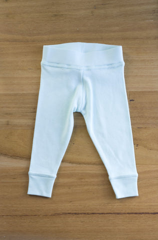 Little Bubba legging- Aqua