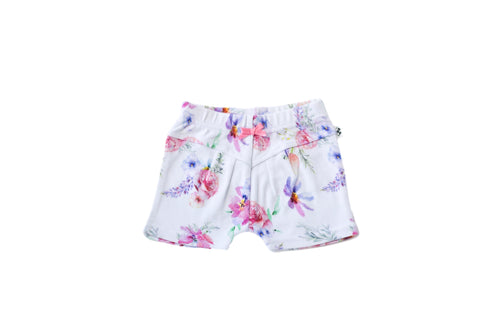 Ava Floral Shorts