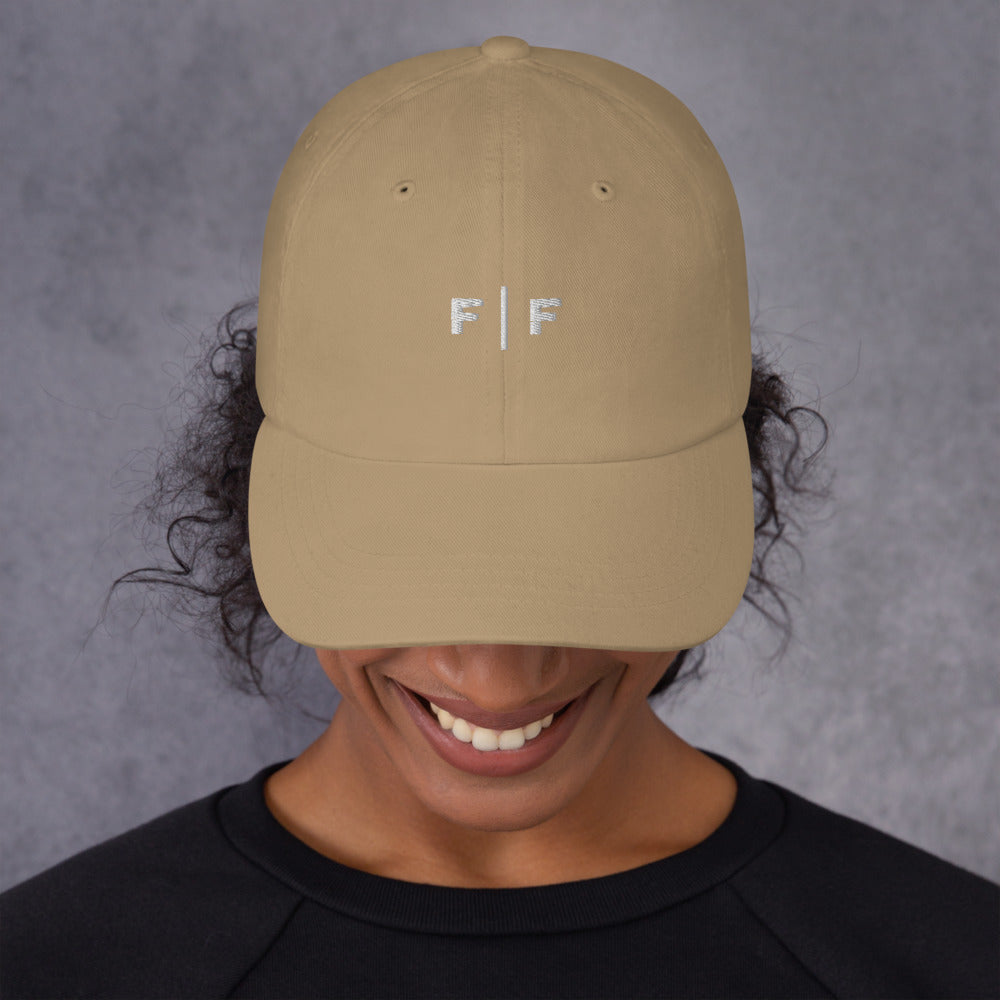 Fifteenz F|F Logo Dad Hat Collection - Fifteenz