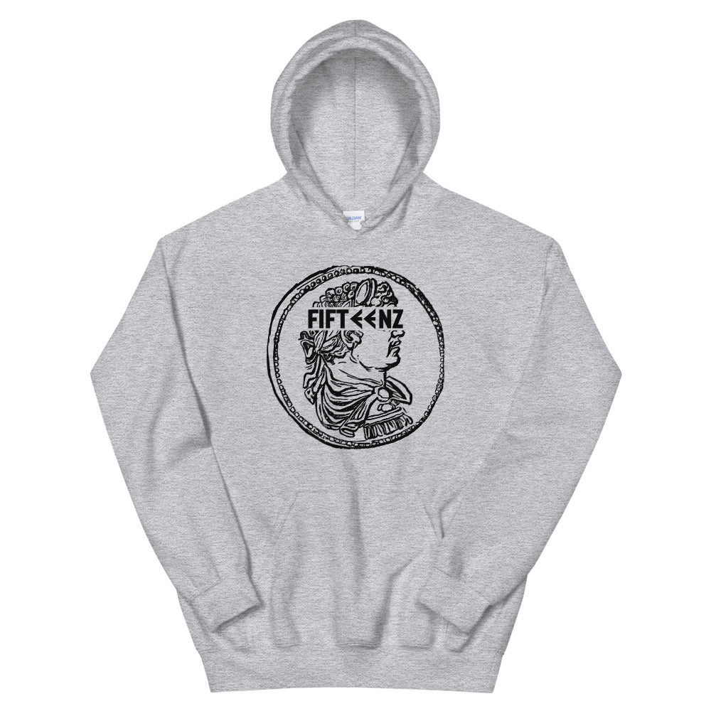 Fifteenz Coin Hoodie Collection - Fifteenz