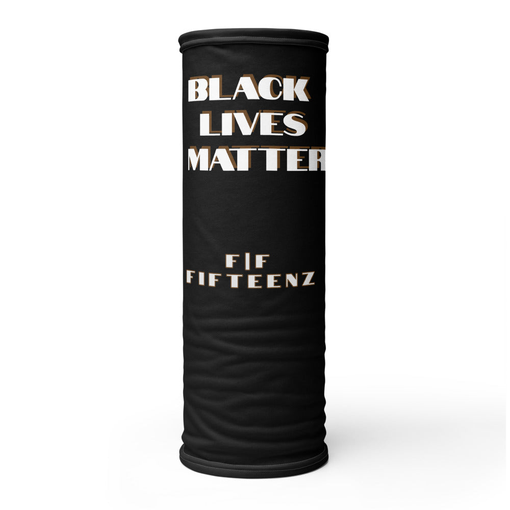 Fifteenz Black Lives Matter Neck Face Mask - Fifteenz
