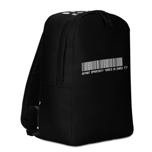 Fifteenz Slogan Backpack - Fifteenz