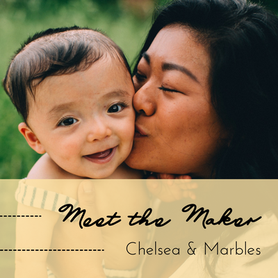 Meet the Maker: Chelsea and Marbles