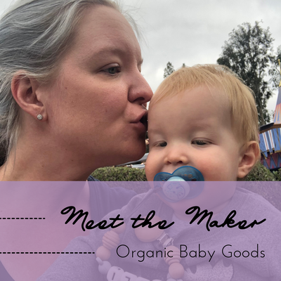 Meet the Maker: Organic Baby Goods