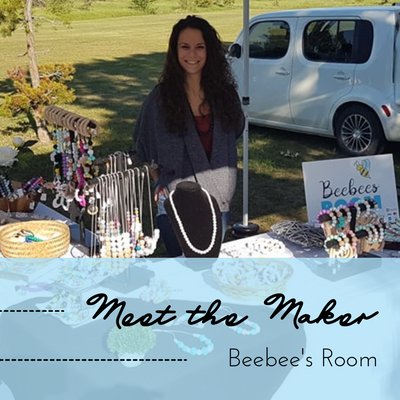 Meet the Maker: Beebee's Room