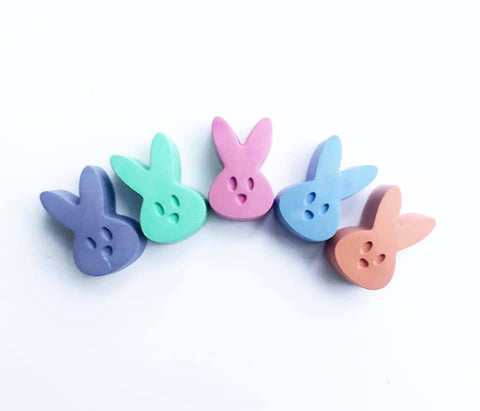 Easter Multicolored Peep Crayons