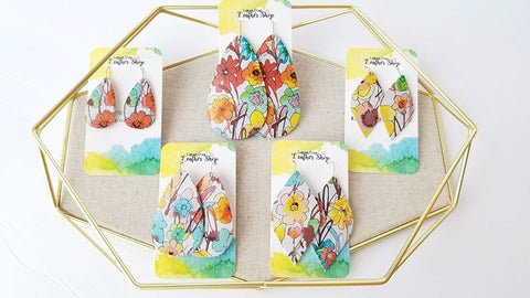 Easter Gift Ideas for Mom: Spring-Inspired Drop Earrings