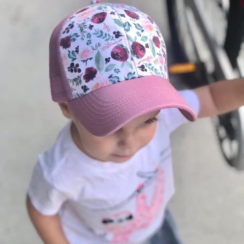 Easter Gift Ideas for Mom: Floral Hat