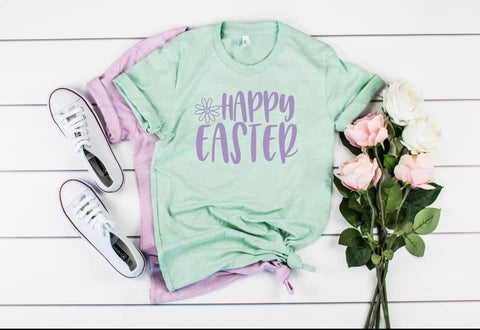 Easter Gift Ideas for Kids: Happy Easter T-Shirt
