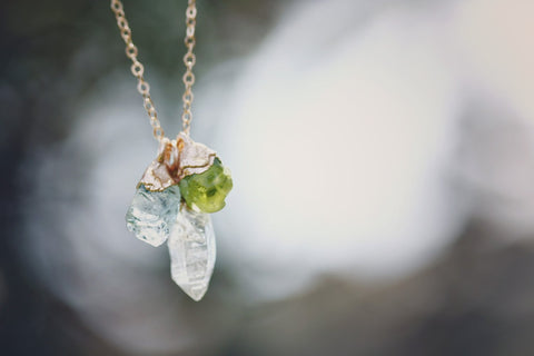 Mother's Day Gift Ideas: Little Sycamore Mother's Charm Necklace
