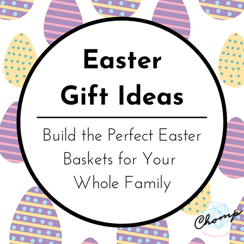 Easter Gift Ideas: Build the Perfect Easter Baskets for You Whole Family