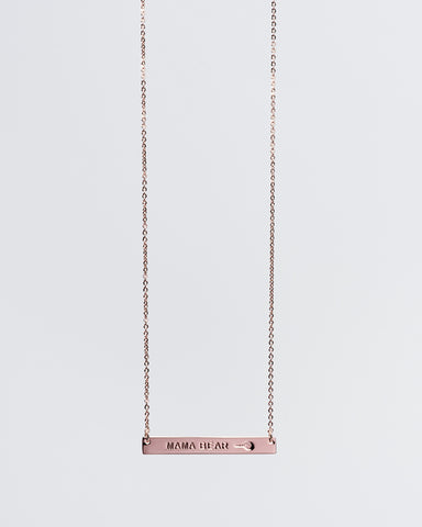 Mother's Day Gift Ideas: The Giving Keys Mama Bear Necklace