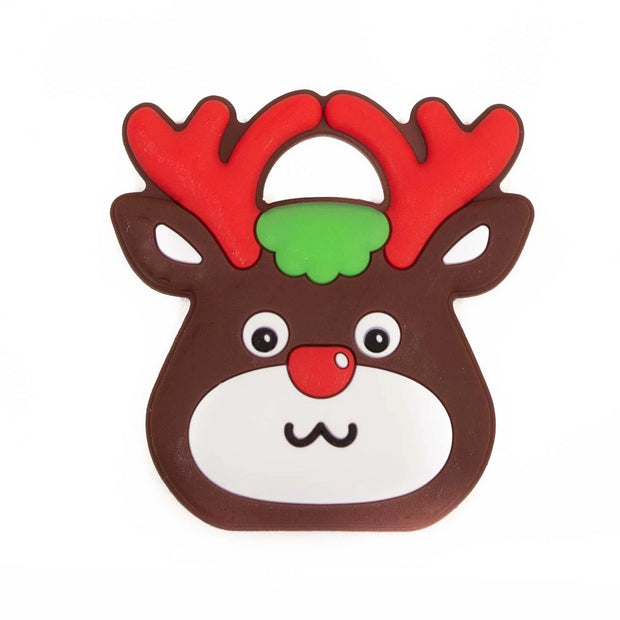 Rudolph The Red Nose Reindeer Teether