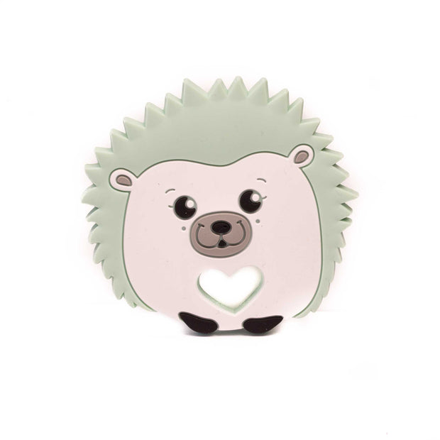 Hedgehog Silicone Teether
