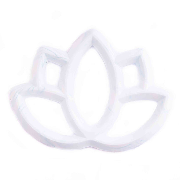 Lotus Flower Silicone Teether