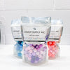 Chomp Craft Party Kits - Silicone Beads