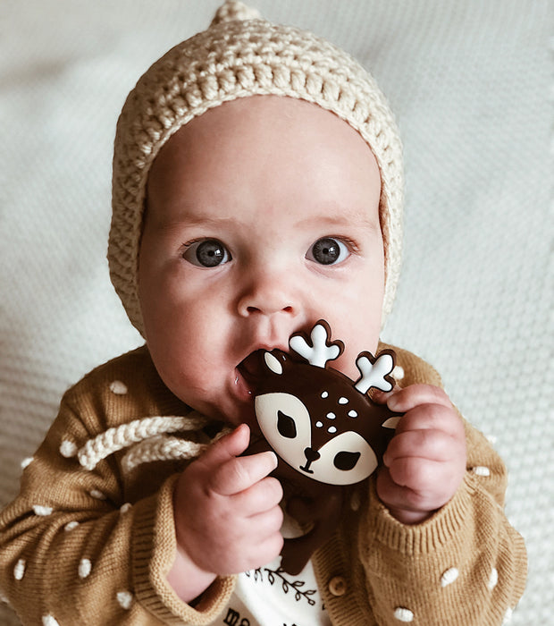 Oh Deer! Silicone Teether