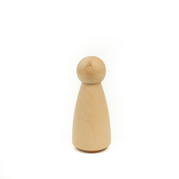 Wooden Peg People