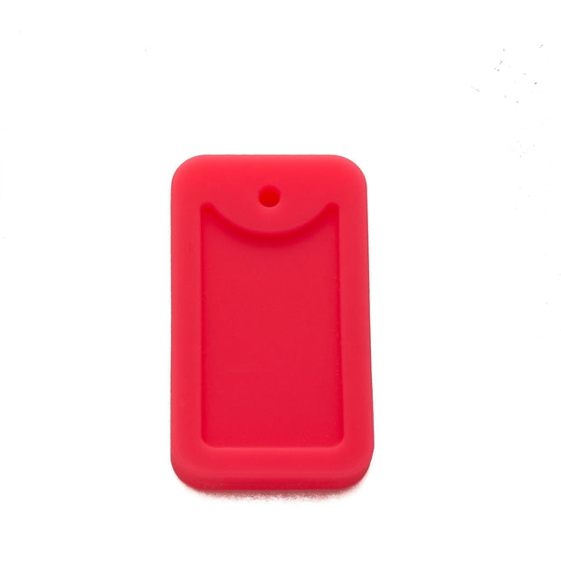 Dog Tag Silicone Pendant Teether - Chomp Chew Bead Designs - Wholesale Silicone Beads for Teething and DIY Chewelry Making