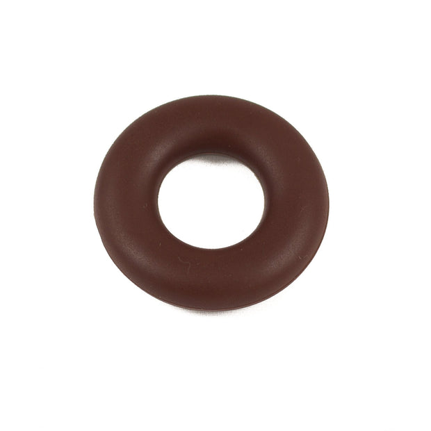 Donut Rings - Chomp Chew Bead Designs - Wholesale Silicone Beads for Teething and DIY Chewelry Making