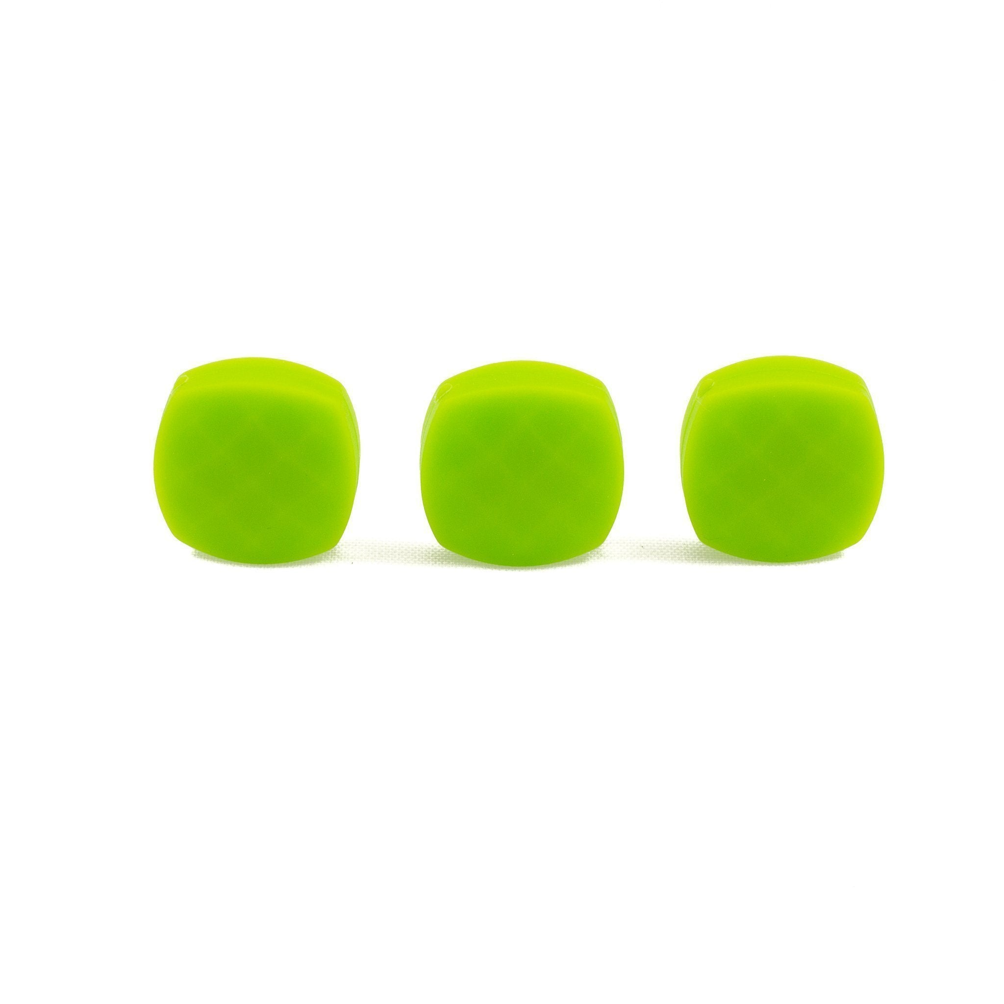 Quadrates - Chomp Chew Bead Designs - Wholesale Silicone Beads for Teething and DIY Chewelry Making