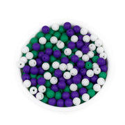 Round 9mm - Chomp Chew Bead Designs - Wholesale Silicone Beads for Teething and DIY Chewelry Making