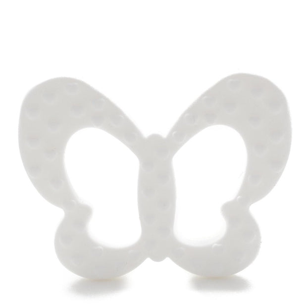 Butterfly Silicone Teether - Chomp Chew Bead Designs - Wholesale Silicone Beads for Teething and DIY Chewelry Making