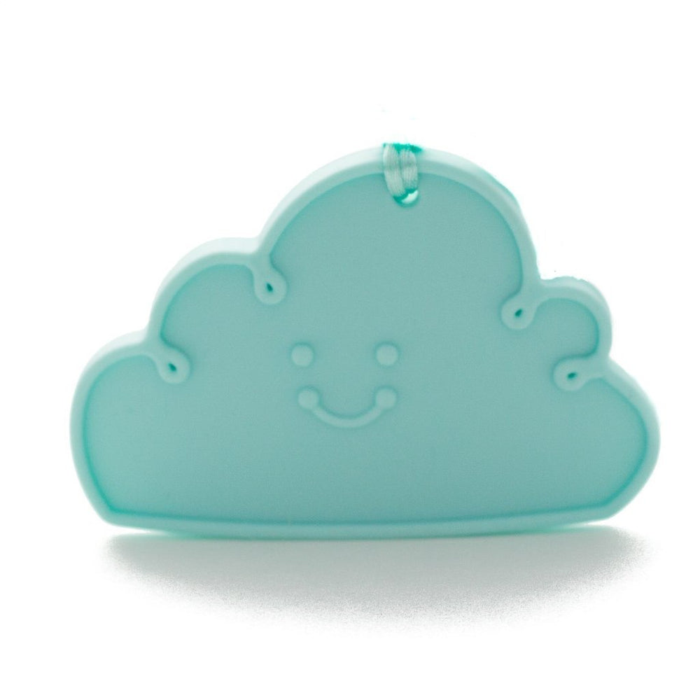 Cloud Silicone Teether - Chomp Chew Bead Designs - Wholesale Silicone Beads for Teething and DIY Chewelry Making