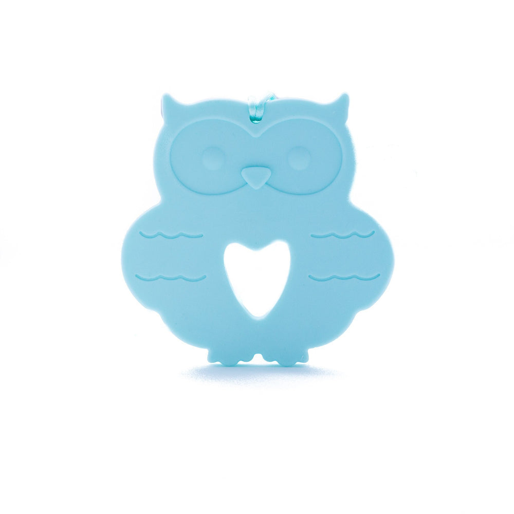 Owl Silicone Teether