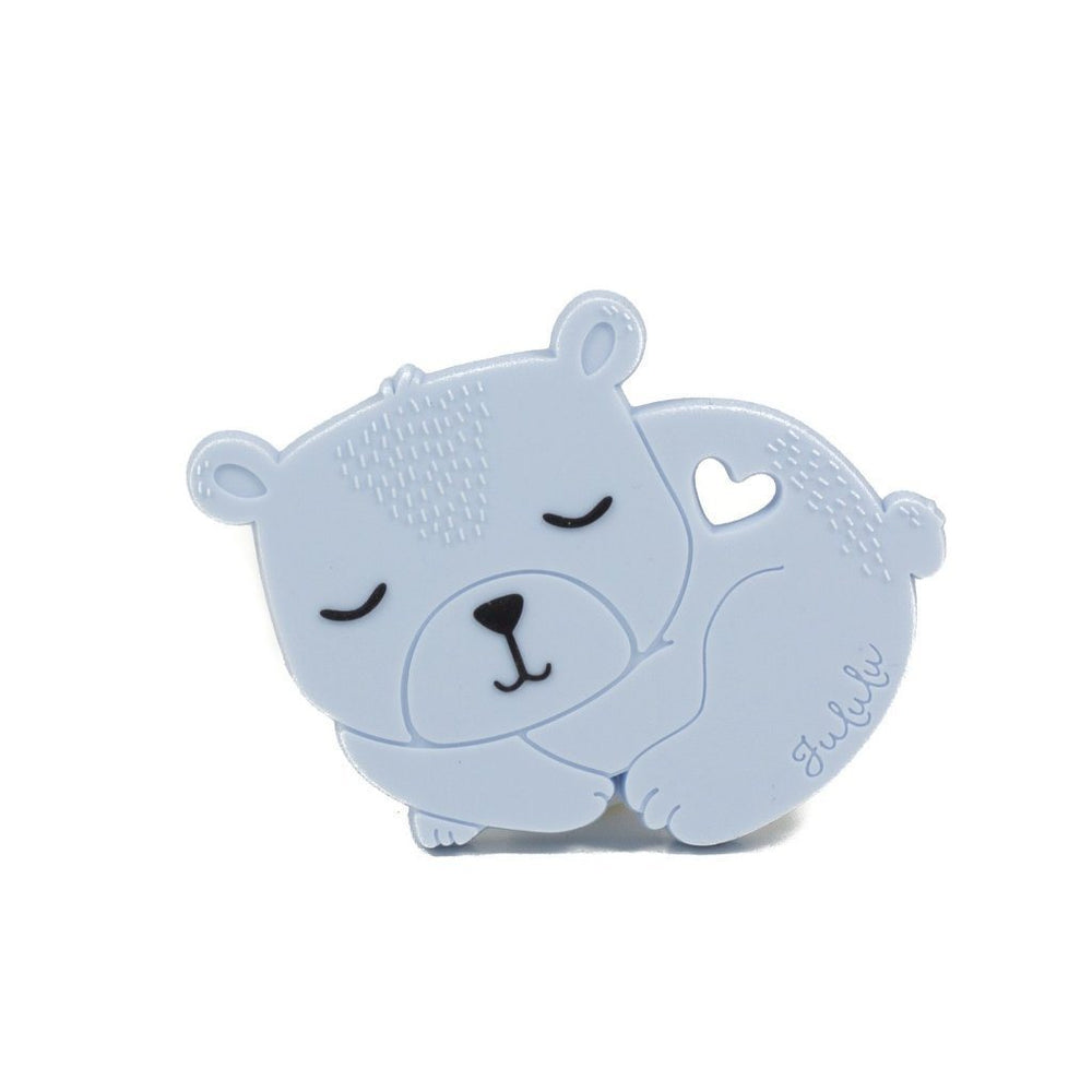 Polar Bear Silicone Teether