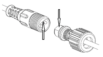 Solariver - Solar Water Pump Connector