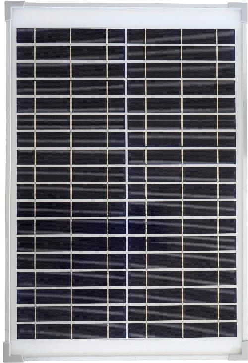 20 Watt Solar Panel (Refurbished)