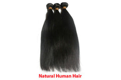 All Natural Human Hair