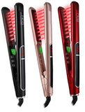 HTG Professional Hair Straightener with lONIC + Infrared Hair Straightener