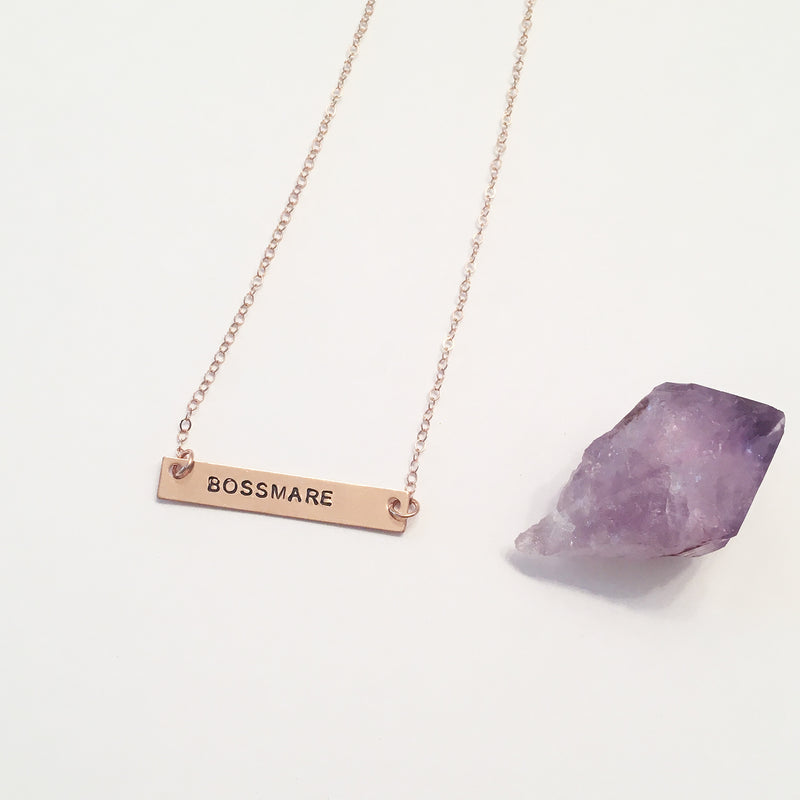 Bossmare Necklace